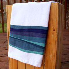 Free-Form kitchen towel
