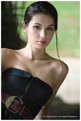 "Sonya (LemzKi c,"")) Tags: portrait beautiful fashion pretty 85mm sonya davison d90 f14d sonyadavison"