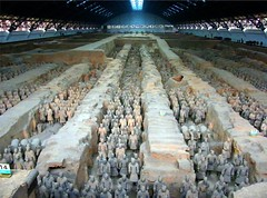 Ancient Army (Stanley Zimny (Thank You for 14 Million views)) Tags: china sculpture art history statue museum army ancient terracotta xian qinshihuang