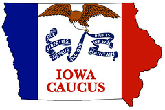 Iowa Caucus - Illustration