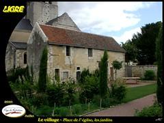 20100715-Ligré_037 (michel.cansse) Tags: france centre richelieu indreetloire paysdeloire glise ligré