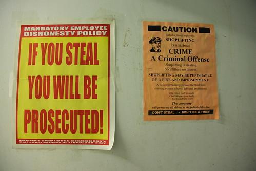 Crime: A criminal offense