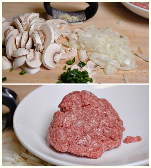 Ciabatta con Carne