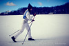 Hapiness is traveling on snow! (www.francescaalviani.com) Tags: italien blue schnee sky italy snow ski is italia cross giorgia blu cielo neve sole fondo sci 2012 crosscountryskiing piste molise capracotta 2011 pratogentile mymothersplace 7012012 dadovevienemiamadre