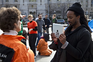 Witness Against Torture: Helen Gives an Interview