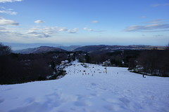 Pista Sud Gambarie (Salvatore Carta) Tags: panorama snow ski landscape neve pista calabria slope paesaggio sci reggio gambarie aspromonte