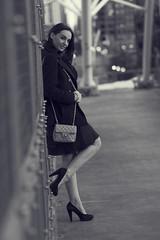 Une Journe Dans La Ville | Katie E. (Alex-Takes-Photos) Tags: city light beautiful canon eos model colorado day natural katie 85mm denver f18 60d