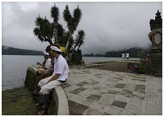 Ulun Danu Temple (Blinkofanaye) Tags: bali mountain indonesia temple village hindu bedugul ulundanu candikuning