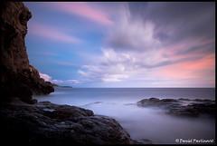 Nightfall (AdriaticWeather) Tags: sunset sea sky evening long exposure croatia dubrovnik nightfall