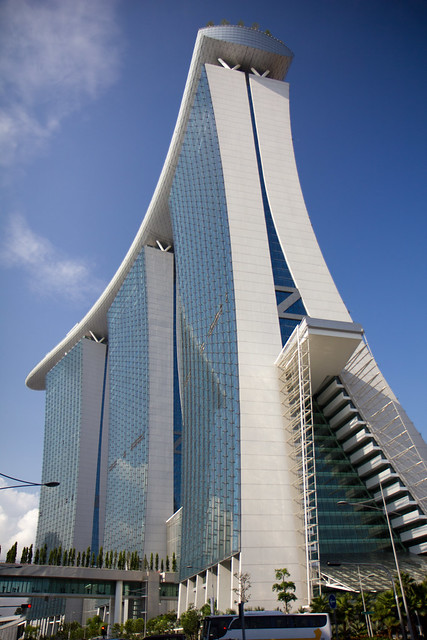 MARINA BAY SANDS HOTEL - Singapore-5814