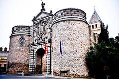 Puerta de Bisagra (Bisagra Gate) - Toledo Spain (mbell1975) Tags: world espaa de site spain puerta bisagra gate unesco espana toledo portal walls tor whs hertiage