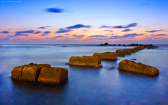 LandScape Red Sea Jeddah -    (USEF ALGHAMDI [ @photousef ]) Tags: camera sunset sea beach by canon landscape amazing nice flickr photographer sweet album creative jeddah yosef makkah  yousef  usef    twitter  550d    t2i alghamdi  bahrah   instagram photousef