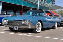 Ford Thunderbird (1962) (Boushh_TFA) Tags: cruise ford netherlands nikon king nederland nikkor thunderbird 1962 maxis muiden 2011 18200mm d90 f3556 vrii dr5324