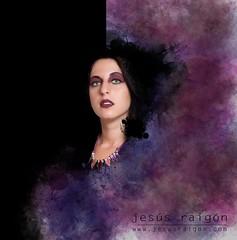 retratos 1 (Jesus Raigon) Tags: portrait woman art mujer arte retrato makeup maquillaje retoquedigital jesusraigon