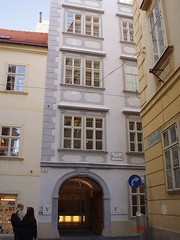 Mozart's House and museum © Gavin Plumley/ROH 2007