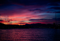 PORT DE SAINT-TROPEZ (steve lorillere) Tags: sun saint st night photography soleil photo chat photos steve picture tropez harley moto paysage animaux enfant nuit voile plage bois 2012 autruche photographe sainttropez 2011 2013 lorillere