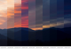 Sunset Time Lapse (Tyler van der Hoeven) Tags: sunset canon rebel nc timelapse time north 85mm carolina mission lapse tmm t2i