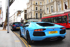 Dare to be Different. (Alex Penfold) Tags: auto camera blue baby london cars alex sports car sport mobile canon photography eos photo cool flickr bright image awesome flash picture super spot exotic photograph lp spotted hyper 700 lamborghini supercar spotting exotica sportscar 2012 sportscars supercars avt v12 lambo penfold spotter hypercar 60d hypercars aventador lp700 alexpenfold