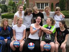 2008 Meisjes A2 b - Tr. Aletta Gerrits