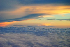 In the clouds (grillheather) Tags: summer vacation sky sun beautiful clouds plane atlanticcity newjeresy