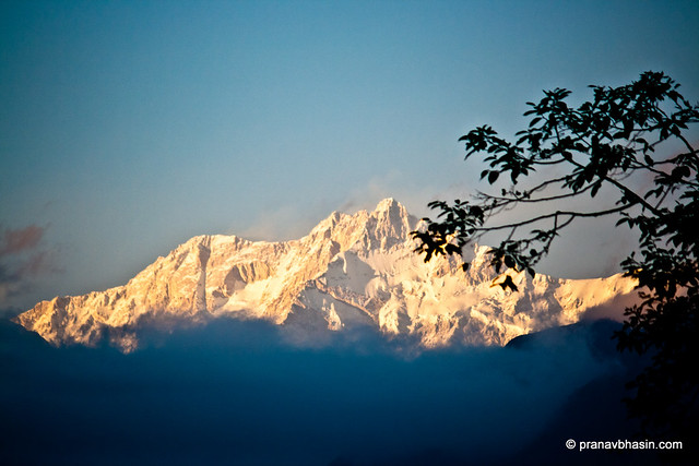 Kanchenjunga Range, Pelling, Sikkim