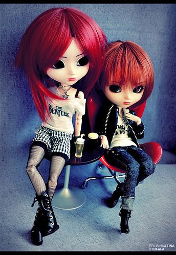 Eu amo rock rolo \ 'n