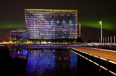 Harpa Concert Hall (Snorri Gunnarsson) Tags: iceland reykjavik concerthall harpa harpan tnlistarhs ginordicjan12