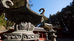 Nikko - Taiyu-in Mausoleum (SN.3526\2012) (Moonie's World) Tags: winter japan  nikko   rinnoji   tochigiprefecture tokugawaiemitsu taiyuinmausoleum   lumixgvario714f40 3000kmsouthernroadtrip taiyuinreibyo