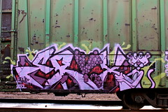 Eryx CMK (KL13D) Tags: chicago graffiti rust freights cmk eryx monikers