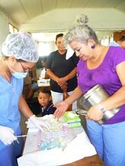 Unan Leon 2012 Dental Care Brigade to Pearl Lagoon 6 (FADCANIC) Tags: nicaragua williamscollege lagunadeperlas saih unanlen fadcanic pearllagoonacademyofexcellence indigenousandafrodescendents