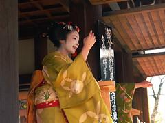 (mel in japan) Tags: kyoto maiko matsuri setsubun templesshrines geishamaiko