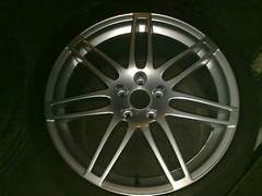 """Audi S4, 19"""" chrome silver • <a style=""""font-size:0.8em;"""" href=""""http://www.flickr.com/photos/75836697@N06/6811067435/"""" target=""""_blank"""">View on Flickr</a>"""