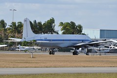 N70BF (airlines470) Tags: florida air transport msn opf dc6 43720 n70bf