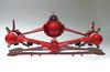 Scarlet Fury (JonHall18) Tags: plane fighter lego aircraft scifi moc skyfi dieselpunk dieselpulp