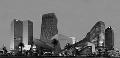 City Center - Las Vegas (B+W)