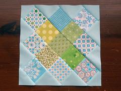 aqua granny square block-1 (aquilterstable) Tags: squares granny
