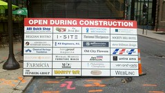 Site Sign | Signarama Philadelphia (Center City), PA | AP Construction
