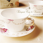 "Elegant Cups & Saucers <a style=""margin-left:10px; font-size:0.8em;"" href=""http://www.flickr.com/photos/94066595@N05/13690600955/"" target=""_blank"">@flickr</a>"