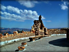 Lookout Tower at the Grand Canyon - Arizona (Marcie Braden) Tags: arizona grandcanyon lookouttower