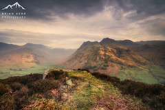 A Langdale Morning (.Brian Kerr Photography.) Tags: sunrise mood availablelight lakedistrict atmosphere cumbria langdale langdalepikes briankerrphotography briankerrphoto sonyuk a7rii