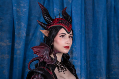 Animefest 2016 - Dragon Lady (Crones) Tags: portrait people anime canon czech animefest cosplay czechrepublic 6d 24105mmf4lisusm 24105mm ef24105mmf4lisusm canoneos6d animefest2016