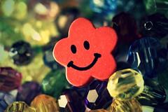 My happy-to-be-back smile ;)) (marsider07) Tags: smile beads slide hss sliderssunday