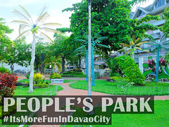 People's Park - Beautiful Park in the Philippines (itsmorefunindavaocity) Tags: park tourism asia philippines davao mindanao davaocity davaodelsur itsmorefunindavaocity