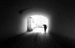 rain (Erwin Vindl) Tags: blackandwhite bw monochrome rain candid streetphotography innsbruck em10 streettogs erwinvindl olympusomd