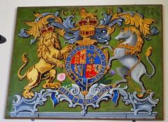 All Saints, Burmarsh (grassrootsgroundswell) Tags: church kent royalarms englishparishchurch burmarsh