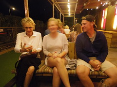 Face Swap laughs (EllenJo) Tags: family arizona guests dinner pentax cousins cottonwood familyvisit bocce verdevalley 2016 may20 dahlbergs cottonwoodaz outoftowners illinoispeople familyvisiting 86326 ellenjo oldtowncottonwood ellenjoroberts illinoisresidents pizzeriabocce pentaxqs1 illinoisfolks