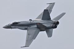 CF-18 Hornet (Derek Mickeloff) Tags: canon airshow hornet brantford cf18 60d