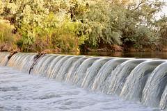 2013-05-22 19-26-06 (Sergey Ryazantsev) Tags: park summer water landscape utah dam      jordanriverparkway