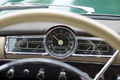 11,000 miles (jaimekop) Tags: mercedes benz 1950s speedometer odometer ponton 1959 219 w105