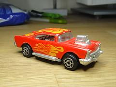 Majorette 223 Chevrolet Bel Air Hot Rod 1991-2004 (mustonen.matias) Tags: car toy model 200 series majorette diecast